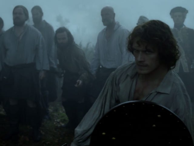 On Outlander: The First Battle Of The Rising, And Perspectives On Death In War