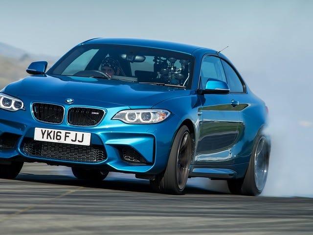시계 Top Gear 의 Chris 해리스는 BMW M2에서 나락을 검토한다