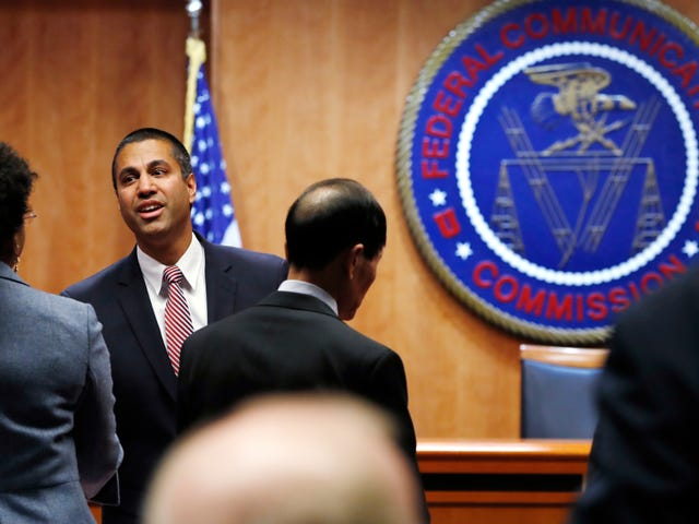 Man Who Threatened FCC Chairman's Kids Sentenced to 20 Months