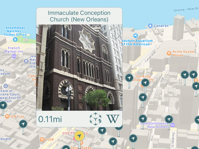 Use Wikipedia as Your Personal Tour Guide With WikiCompass