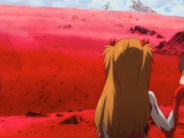 Check Out the Newest Trailer for Evangelion 3.0+1.0