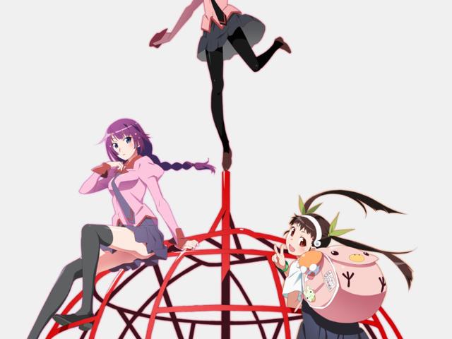 All 7 Owarimonogatari Second Season Episodes Airing Aug. 12 & 13!