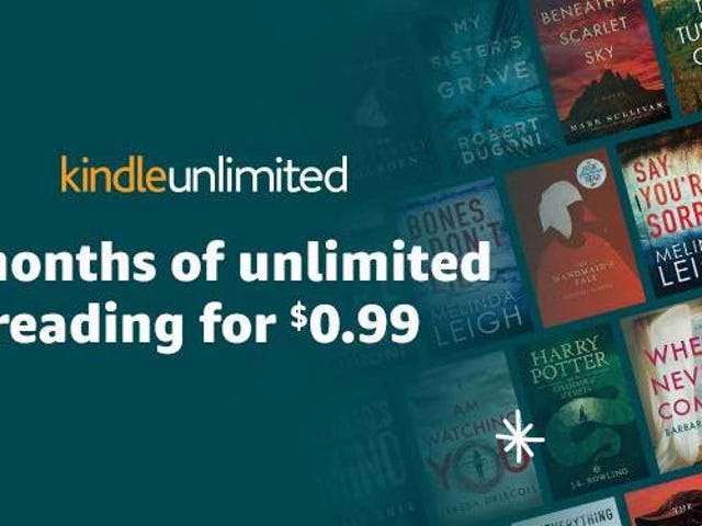 Your Insatiable Desire for Books Has Met Its Match, and It Costs Just $1