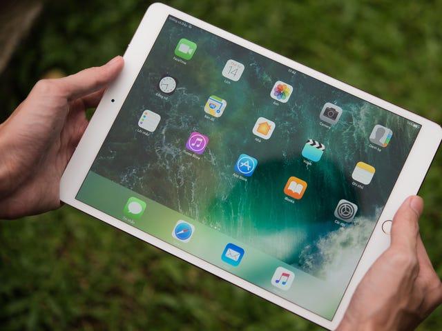 Các cử chỉ iPad Bạn nên Master