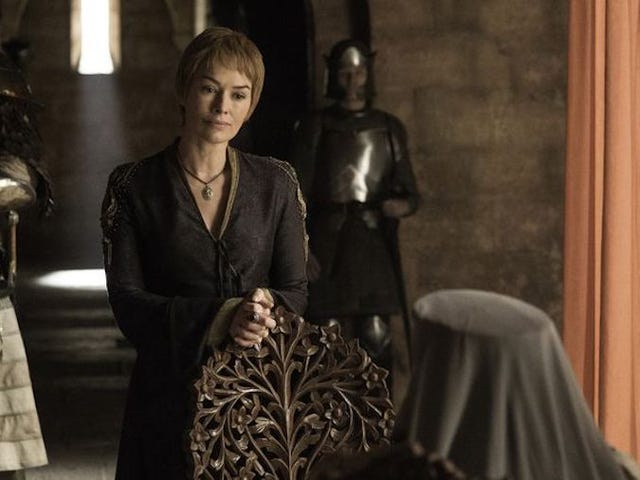 There was a deleted Game of Thrones scene clarifying Cersei's pregnancy situation