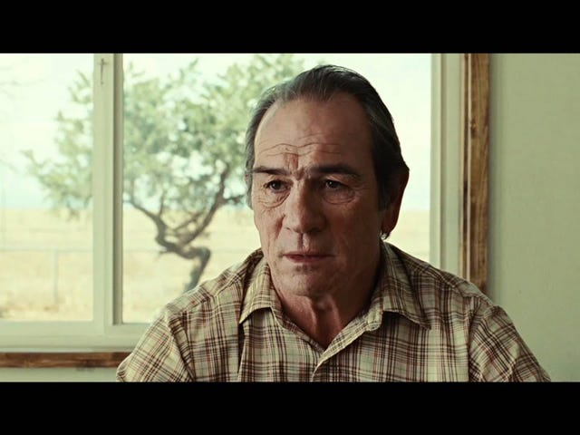 """Final Scene"" -No Country For Old Men (2007)"