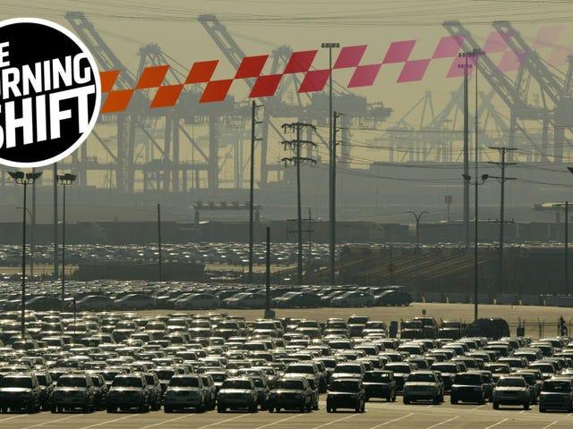 「気候変動は本当に」、自動車メーカーはトランプを宣言