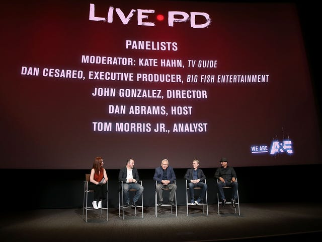 Live PD Canceled; Show Reportedly Destroyed Tape of Javier Ambler's Death