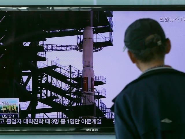 Corea del Norte planea lanzar un satélite de observación terrestre este mismo mes