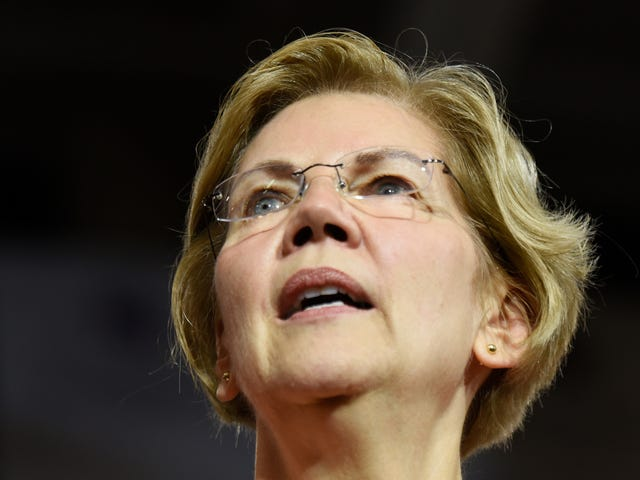 So What If Elizabeth Warren Is Angry?