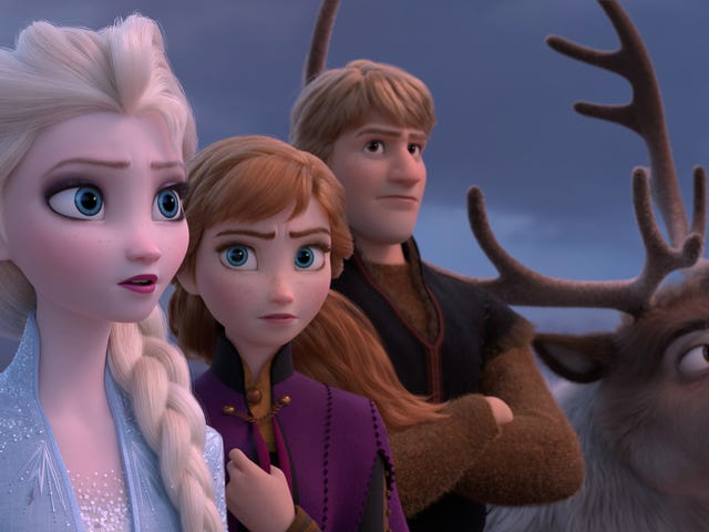 Frozen II echoes without amplifying the magic of the record-breaking original