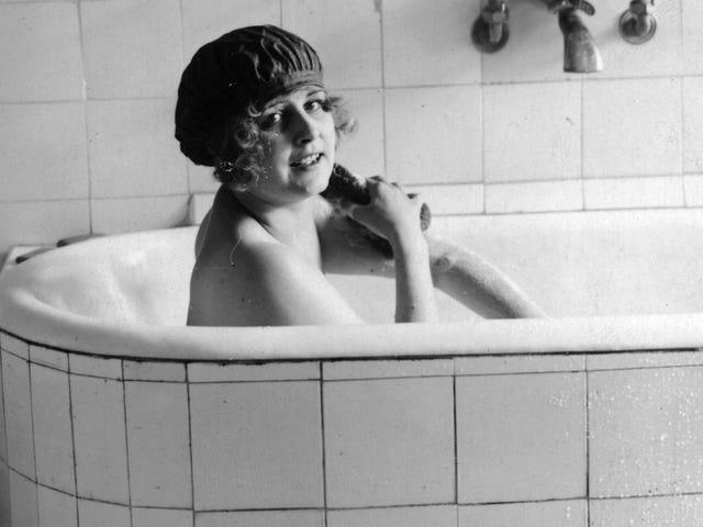 Kylpypommit tuhoavat kylpylän ottamisen