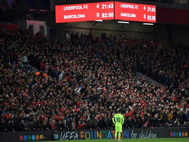 Barcelonas tap til Liverpool var ingen og alles feil