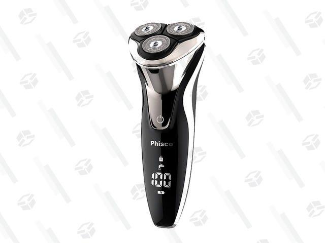 Utrzymaj brodę dzięki tej elektrycznej maszynce do golenia Phisco, ponieważ jest to 50% zniżki