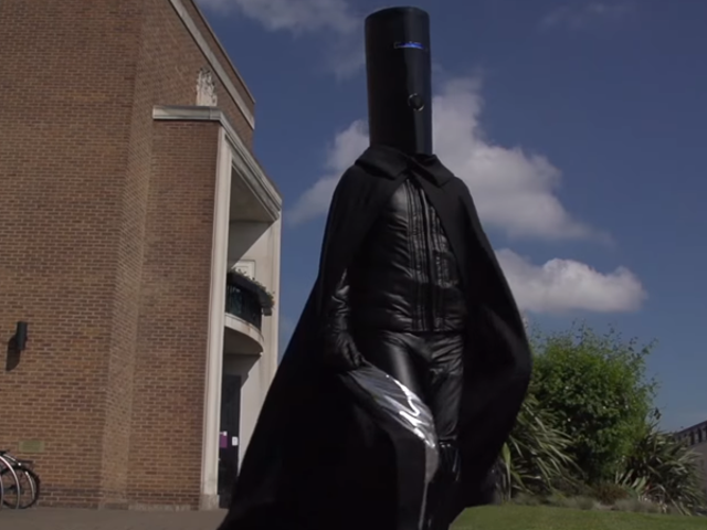 Everything You Need to Know About Lord Buckethead, the Spacelord Star of the UK General Election