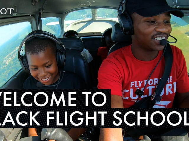 Born to Fly: This Flight Program Is Giving Black Children Access to the Sky