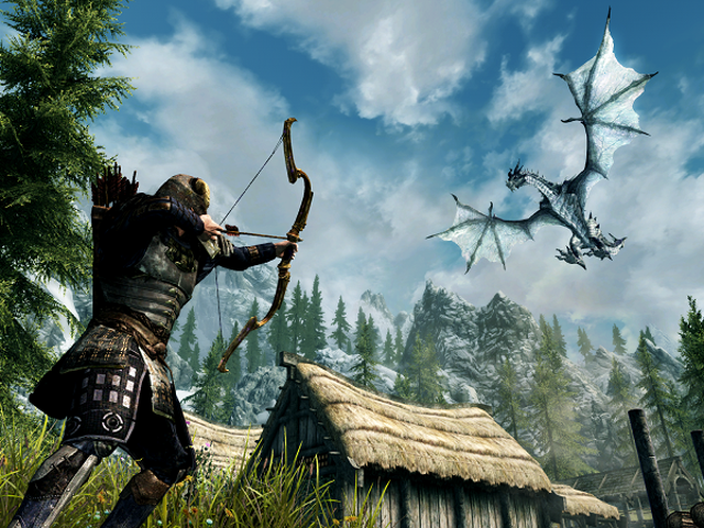 Today's selection of articles from Kotaku's reader-run community: Skyrim, Depression, Ports, Best Fr