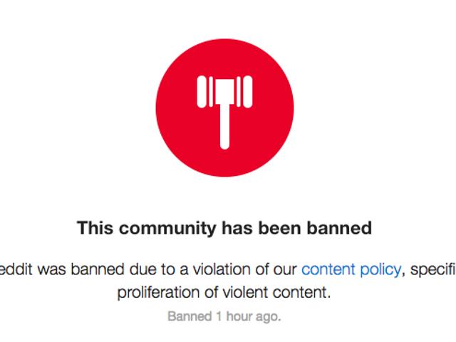 กลุ่มนาซีถูกไล่ออกจากการเป็น Reddit เป็นคลื่นลูกใหม่ของการห้ามของชุมชนเริ่มขึ้น [อัพเดต]
