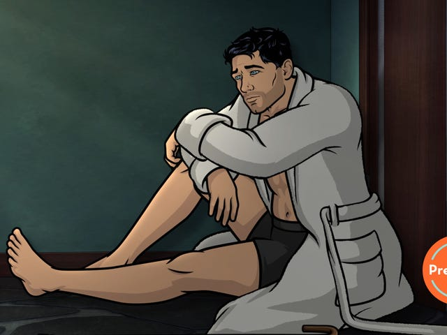 Archer finally returns, with exactly half of a great premiere