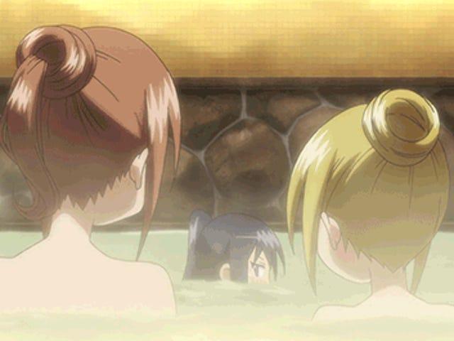 Vill du veta kön av någon Mangaka / Anime Director?  Titta på badplatserna