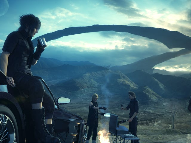 Así jugaremos a <i>Final Fantasy XV</i>