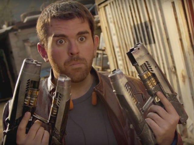 """""""Prop Wars: Prop Harder"""" to skarbnica kultowych rekwizytów filmowych"""