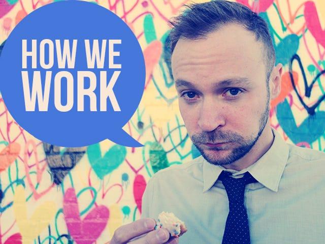 2016年の仕事の仕方:Thorin Klosowskiのギアと生産性のヒント