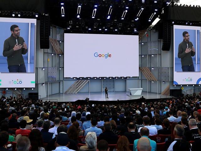 Sådan ser du Google I / O 2019