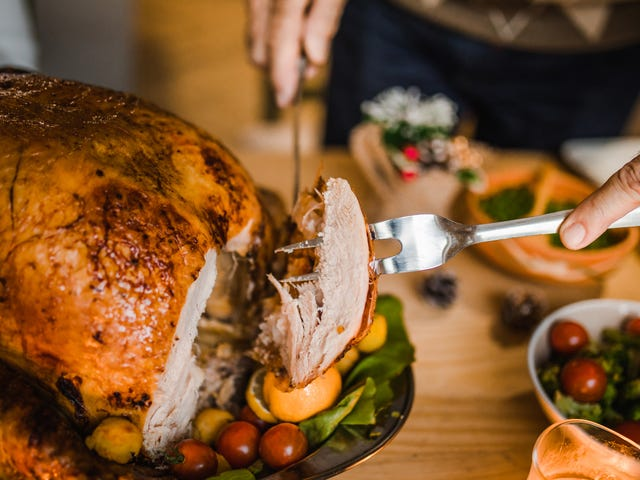 Smear Your Entire Turkey with Butter