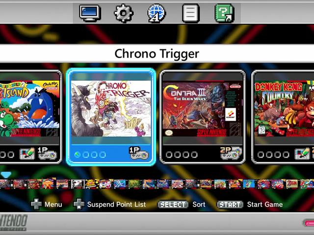La SNES Classic ya ha sido hackeada y se pueden añadir ROMs de nuevos juegos