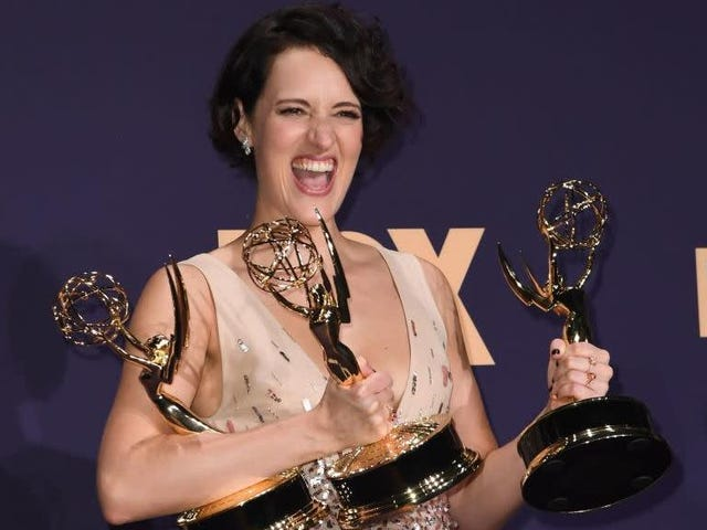 Vi kan alle ta en leksjon i chill fra post-Emmys Phoebe Waller-Bridge