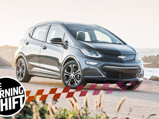 The Chevrolet Bolt Is Doing Pretty Well Actually