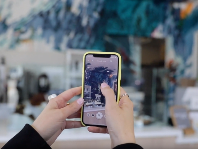 Google Lens Can Now Tell You Who Created That Neat Artwork You Walked Past