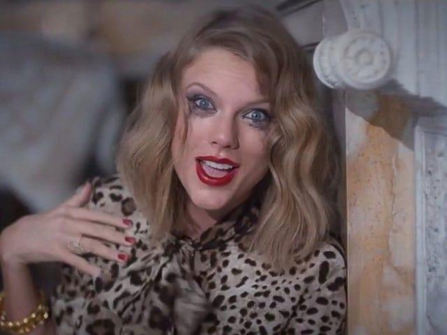 Taylor Swift Trademarked 'This Sick Beat™,' Entire™English™Language™