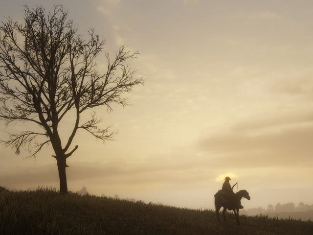 Two Hours With The Amazingly Detailed<i>Red Dead Redemption 2</i>