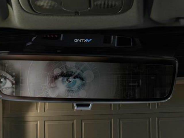 Gương chiếu hậu Dystopian sẽ nhớ bạn khi quét Iris