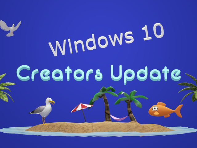 All the Coolest New Features in the Windows 10 Creators Update