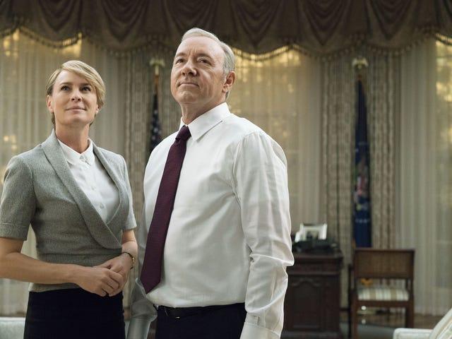 El último tráiler de House of Cards revela lo que pasó con Frank Underwood