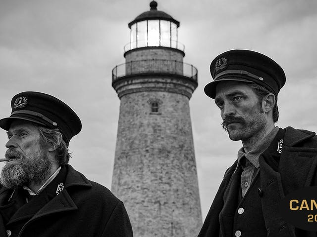 Robert Pattinson and Willem Dafoe catch lighthouse fever in a new nightmare from the director of The Witch