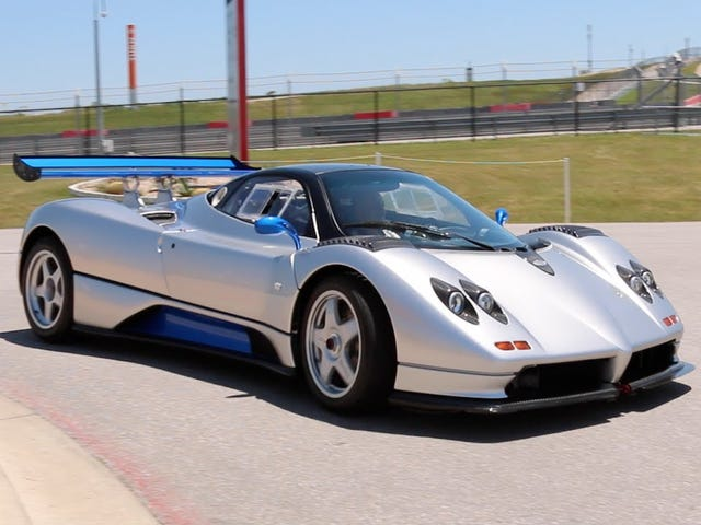 For years the Zonda, primarily the Monza was an all time favorite of mine