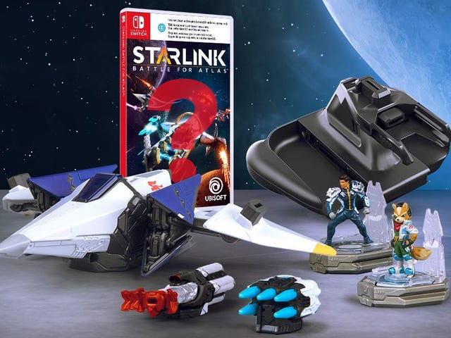 Some Starlink Copies Bought From Best Buy Didn't Include The Game, Players Say