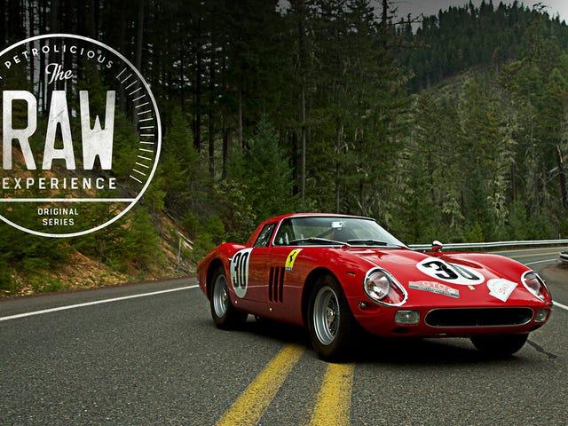 7 minutter af ren Ferrari 250 GTO Hillclimb Bliss får dig klar til weekenden