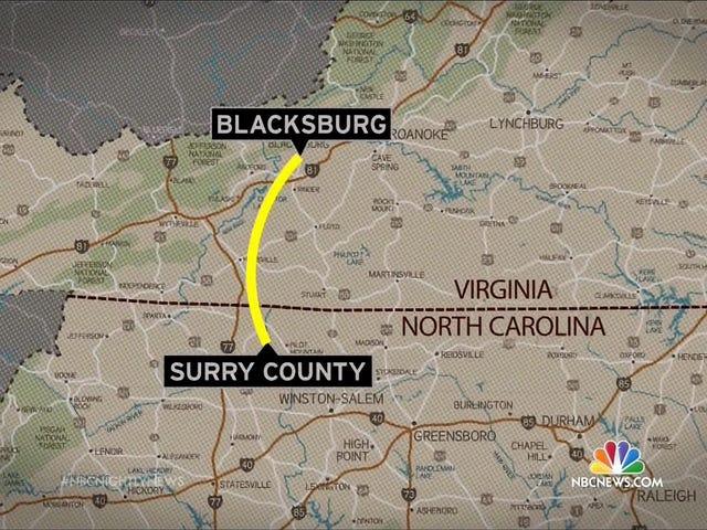 นักเรียนคนที่สองถูกจับข้อหาช่วยให้นักกีฬาของมหาวิทยาลัยเวอร์จิเนียเทคจัดการศพของเด็กอายุ 13 ปี