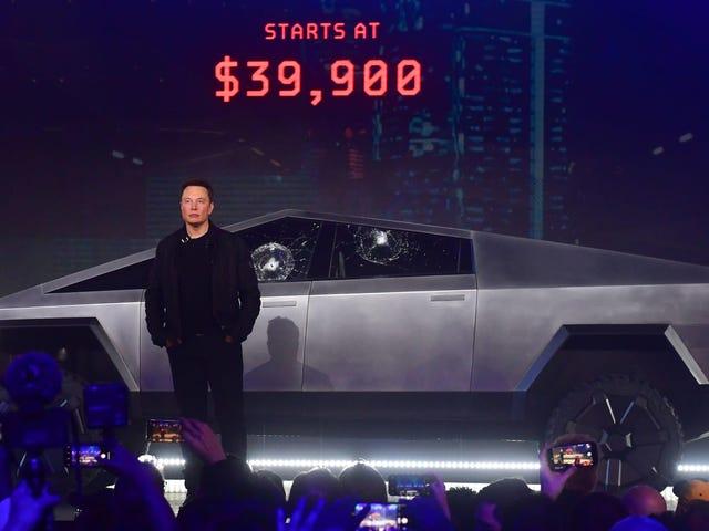 Tesla Still Isn't Making Sense