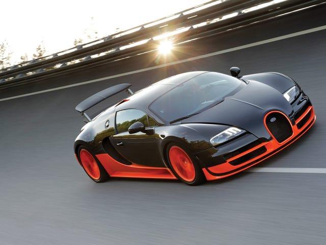 ¿Por qué Bugatti debería haber llamado The Chiron el nuevo Veyron?