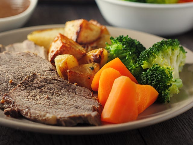 Study: Roast dinner makes your kitchen air quality worse than Delhi's