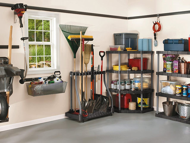 Organize Your Garage With This Discounted Tool Tower