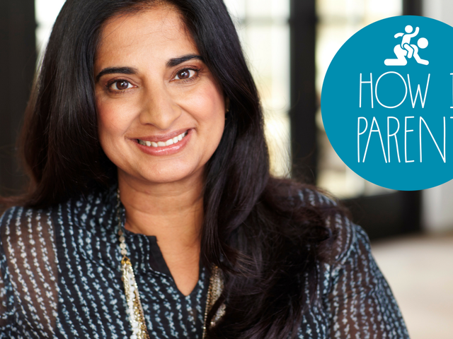 I'm Mallika Chopra, Author andEntrepreneur, and This Is How I Parent
