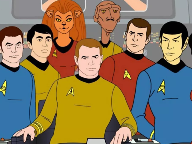 Report: The LatestStar TrekAnimated Series Could Find a Home at Nickelodeon