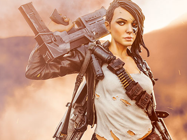 Cyberdyne's Attempt to Make a Sexy Lady Assassin Terminator Appears to Have Backfired